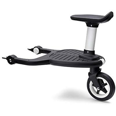 Accessories 2017 Comfort Wheeled Board - Stroller Ride On With Detachable Seat,