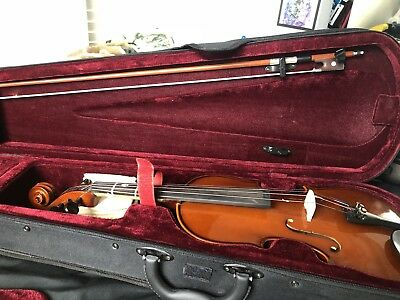 A. Schroetter - Violin Full Size 4/4