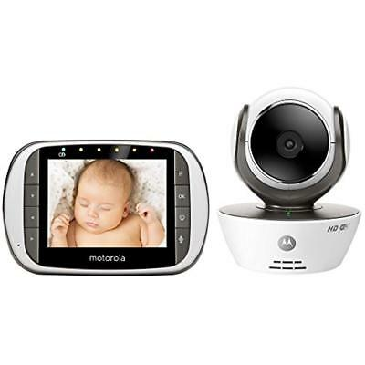 Monitors Motorola MBP853CONNECT Dual Mode Baby With 3.5-Inch LCD Parent And