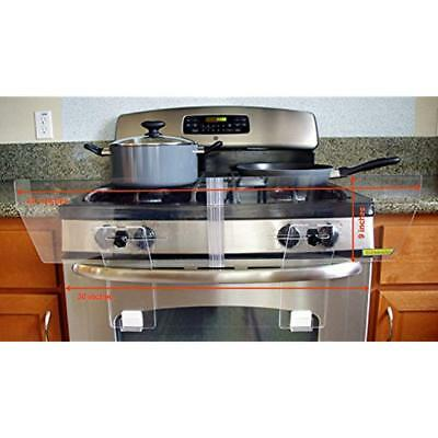 Kitchen Safety Stove Guard For Free Standing Gas Electric