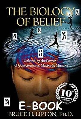 Bruce H. Lipton - The Biology of Belief EB00k EMAILED (EPUB & MOBI & PDF)
