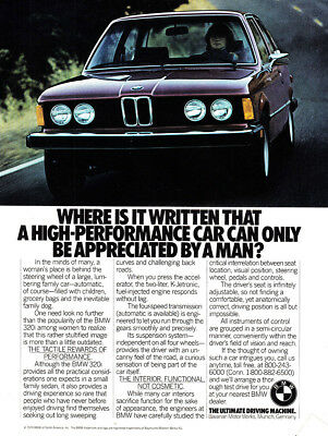 1979 Volvo: Can Only Be Appreciated By a Man Vintage Print Ad
