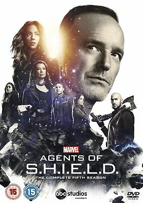 Marvel's Agents of S.H.I.E.L.D.: The Complete Fifth Season (Box Set) [DVD]