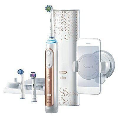 Oral-B Genius Pro 8000 Electronic Power Rechargeable Battery Electric Toothbrush