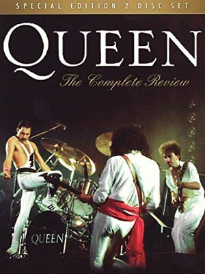 Queen -The Complete Review [2 x DVD SET] [2009] [NTSC] [DVD][Region 2]