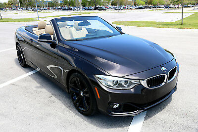 2015 BMW 4-Series ** RARE COLOR & FULLY LOADED! WOW! ** 2015 BMW 428i convertible M Sport 435i M4 2016 335i A5 Audi 4 series cabriolet