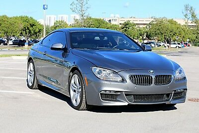 2015 BMW 6-Series ** M SPORT w/ ALL OPTIONS! LOW MILES! ** 2015 BMW 640i Coupe 2014 6 series 650i M Sport Mercedes CLS550 2016