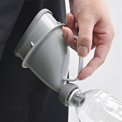 Outdoor Car Travel Portable Adult Urinal Unisex Potty Pee Funnel Embudo Orina Pe