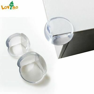 12Pcs Child Baby Safety Silicone Protector Table Corner Edge Protection Cover