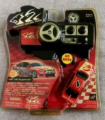 Holden Racing Team HRT Remote Control V8 Supercar - Mark Skaife Bathurst 1000