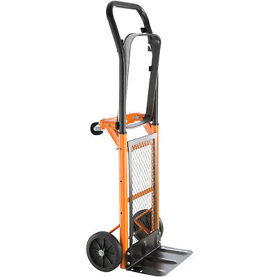 Hand Sack Truck Barrow Dolly Carry Carrier Garden Trolley 80kg