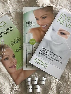 CACI MICRODERMABRASION SIZE CORSE - BRAND NEW AUGUST 2018 STOCK x 5