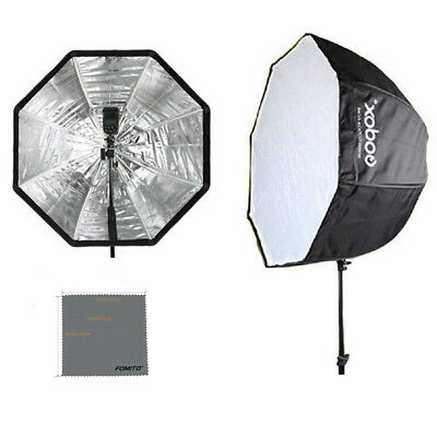 Godox Studio 80cm Portable Octogone Flash Softbox Parapluie pour studio