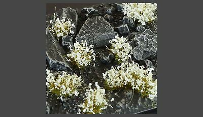 Gamer's Grass White Flowers - GGS-WH - Auto-adhesive tufts