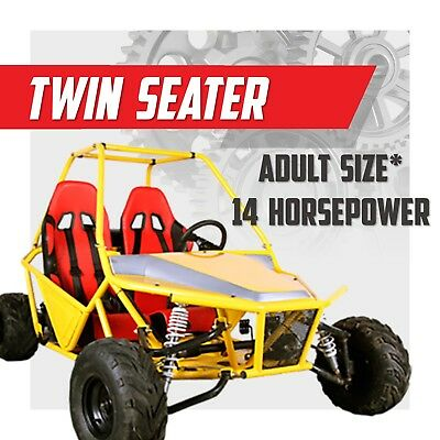 LATEST RELEASE ✸ Twin seater ✸ DIRT EDGE BUGGY ✸ Automatic  ✸1 forward 1 reverse