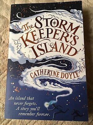 The Storm Keepers Island By Catherine Doyle Proof - Pre 1st Edition VGC