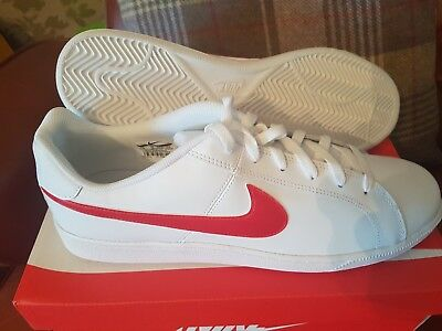 3e72eb63897a96 NIKE MARTY MCFLY Back to The Future Trainers Court Royale not bruin ...