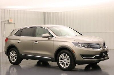 """Lincoln MKX PREMIERE ALL WHEEL DRIVE 3.7 V6 6 SPEED AUTOMATIC SUV MSRP $43150 LINCOLN SOFT TOUCH SEATING HEATED FRONT SEATS LINCOLN CONNECT 18"""" WHEELS"""