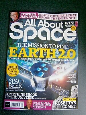 All About Space Magazine Issue 75 (new) 2018