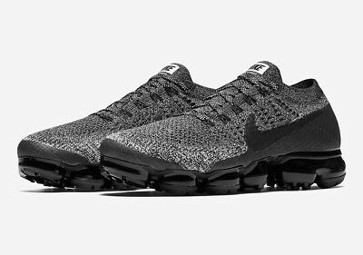 NIKE AIR VAPORMAX FLYKNIT OREO US 7 NEW & 100% Authentic