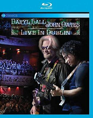 Daryl Hall And John Oates: Live In Dublin [Blu-ray] [Region A and B and C] [DVD]