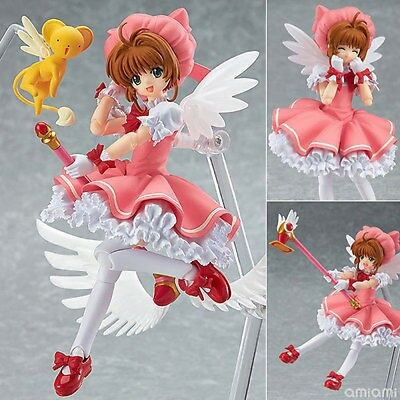 Japan Anime Card Captor Sakura Kinomoto Sakura PVC Figure Cosplay Toy New NO Box