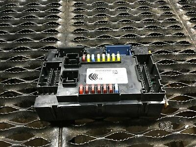 15 16 17 Jeep Renegade BODY CONTROL MODULE BCM JUNCTION BOX OEM
