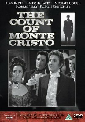 The Count Of Monte Cristo: The Complete Series [DVD][Region 2]
