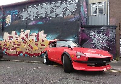 Datsun 240z 1971 4 speed Tax & Mot Exempt but comes with 12 months