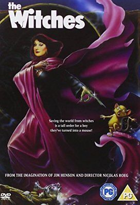 The Witches [DVD] [1990] [DVD][Region 2]