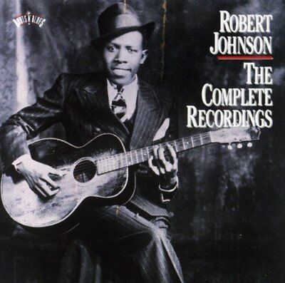 Robert Johnson - The Complete Recordings [CD]