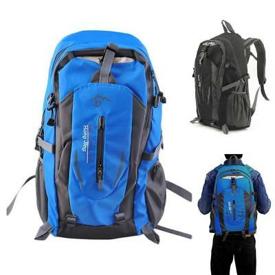 f3aa8414c128 40L Outdoor Mountaineering Bags Water Repellent Nylon Shoulder Bag GA