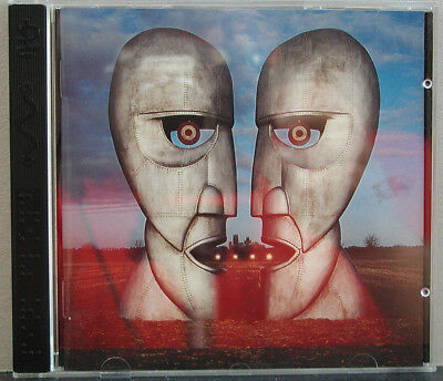 CD Pink Floyd - The Devision Bell