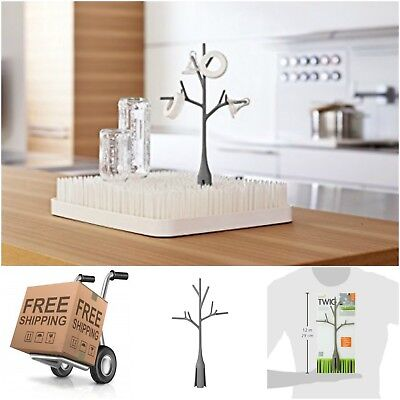 Grass and Lawn Drying Rack Countertop Twig Tree Accessory
