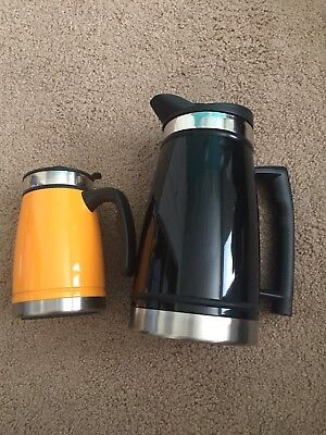 Planetary Design Black Table Top 48oz French Press Stainless Steel