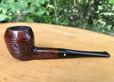 Dr. Grabow Imported Briar  Rhodesian Estate Pipe