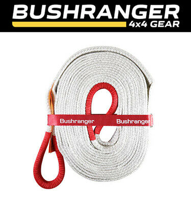 Snatch Strap | 8,000Kg Towing Recovery Pull Rope 4X4 4WD Offroad