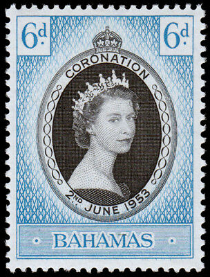 Bahamas Scott 157 (1953) Mint LH VF M