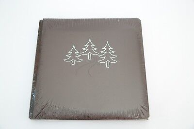 Creative Memories True 12x12 Brown Outdoors Album BNIP