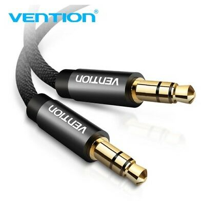 Vention 3.5mm AUX Cable Stereo Audio Car PC Male to Male Extension Input Cord