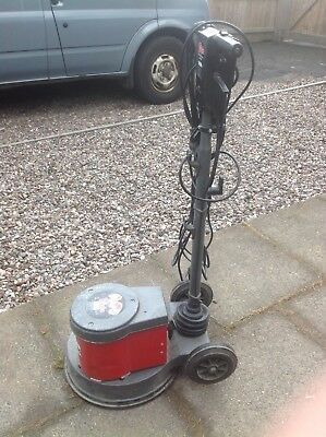 Victor Europa 400 Floor Polisher Cleaner Super High Speed 240V