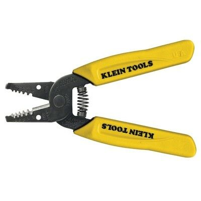 Klein Tools Wire Stripper and Cutter Cable Stripping Plier 10-18 AWG Solid Wire