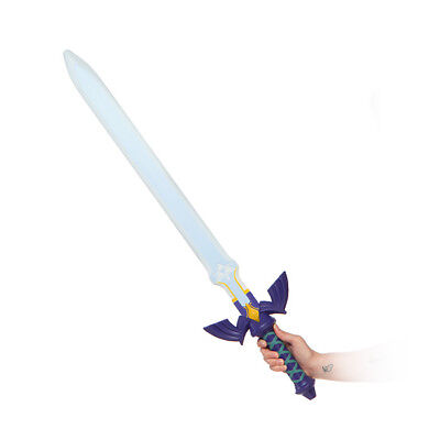 "NEW! Legend of Zelda 35"" Hylian MASTER SWORD Foam Prop Cosplay Link Nintendo"