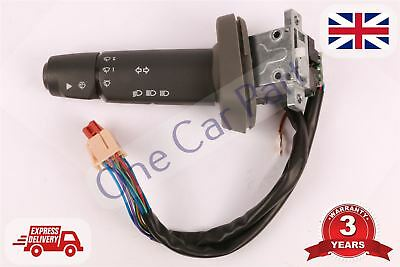 Brand New Man Tga Column Switch - Horn, Indicators, Wipers, Dimmer & Wash Wipe