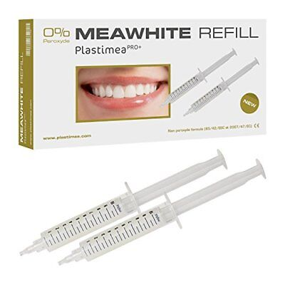 MEAWHITE Refill Blanqueador Dental Profesional Kit 2 (Recharge Meawhite)