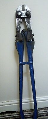 Record 936HU British Made Bolt Cutters/ Croppers (848L)