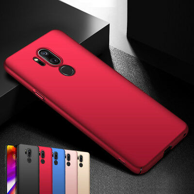 For LG G7 ThinQ Ultra Thin Matte Lightweight Hard PC Protector Case Back Cover