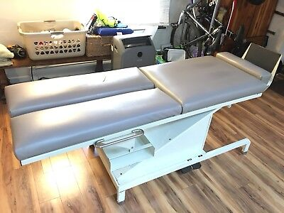 Tri W-G Hilo Activator Instrument Chiropractic Adjusting Table Model 645