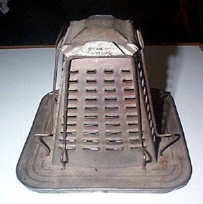 Vintage Early 1900's Non Electric Stove Top Toaster