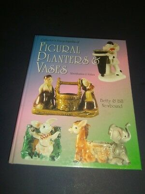 Collector's Encyclopedia FIGURAL PLANTERS & VASES ID & Values Newbound 1997